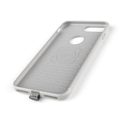 exelium - coque pour iphone® 7 plus / 6s plus / 6 plus - blanc