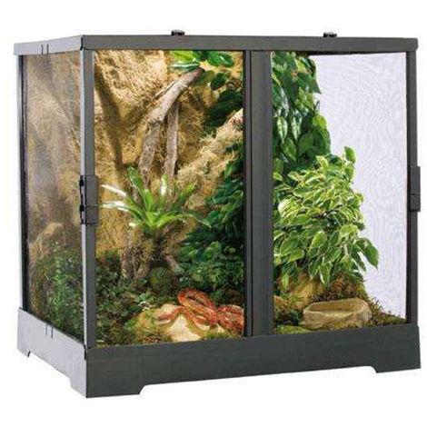 Exo Terra Screen Terrarium - Terrario in rete - 45 x 45 x 45 h cm