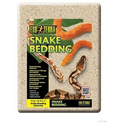EXO TERRA Sustrato Snake Bedding