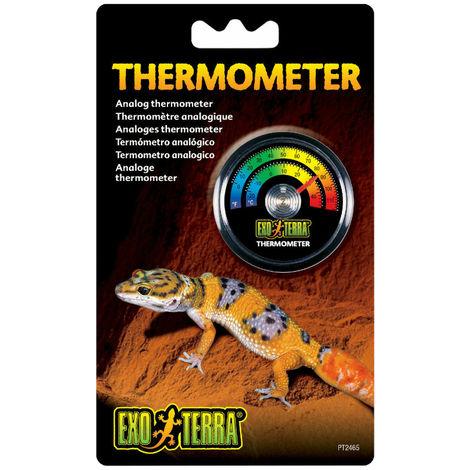 Exo Terra Thermometer (Einheitsgröße) (kann variieren)