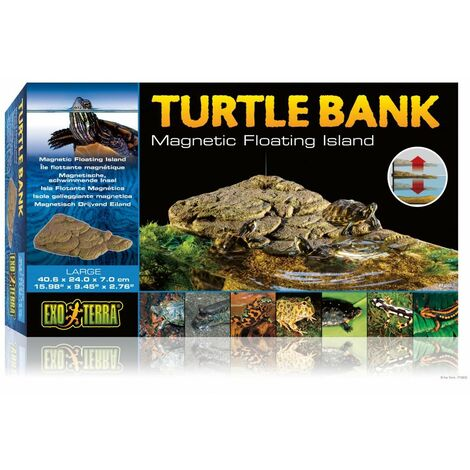 Exoterra plage mobile tortue L.