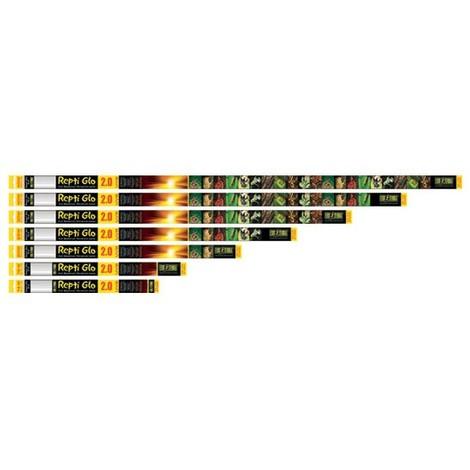 EXOTERRAReptiGlo2.0Fluorescente