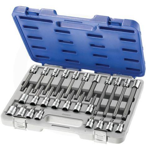 Expert by Facom - Coffret de douilles tournevis XZN® 1/2 26 pièces - E200515