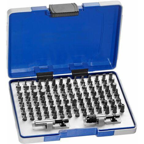 EXPERT - Coffret d'embouts 1/4 + portes-embouts - 100 pièces - E131709