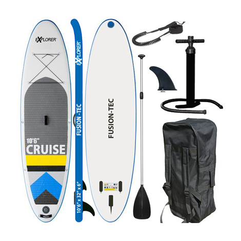 EXPLORER Stand Up Paddle Board Set MIAMI