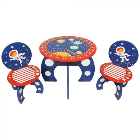 Explorer Table & Chairs
