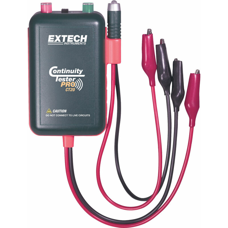 Image of CT20 Cable Tester - Extech