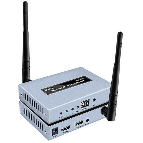 Extenseur sans fil Hdmi 2,4ghz/5ghz Jusqu'à 50m Hdmi-ext50-wifi