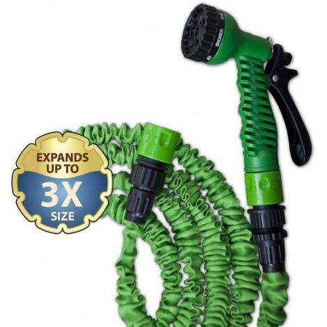 Extensible garden hose set 5m-15m _1