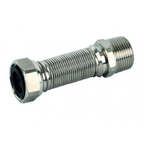 "Extensible inox pipe Mf 3/4"" DN20 8 bar"