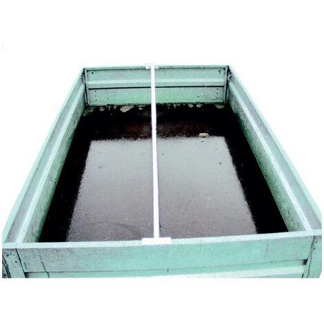 Extension 1 m - Soutien Bache Plate