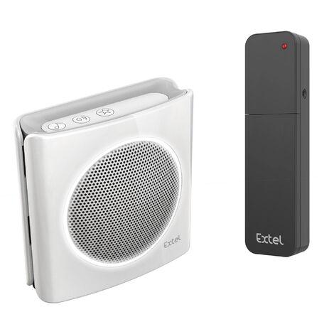 Extension de sonnerie universelle sans fil pour transporter une sonnerie - Extel diBi More