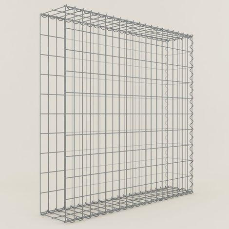 Extension gabions 11251-2 - 100 x 100 x 20 cm