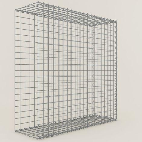 Extension gabions 11355-2 - 100 x 100 x 30 cm