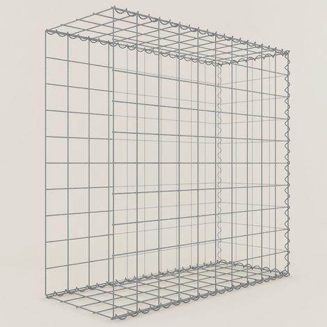 Extension gabions 11411-2 - 100 x 100 x 40 cm