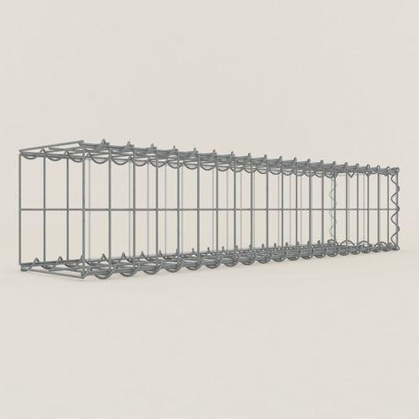 Extension gabions 12251-2 - 100 x 20 x 20 cm