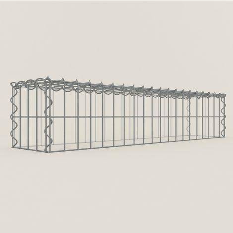 Extension gabions 12251-3 - 100 x 20 x 20 cm
