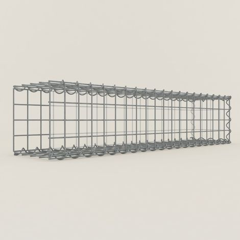 Extension gabions 12255-2 - 100 x 20 x 20 cm