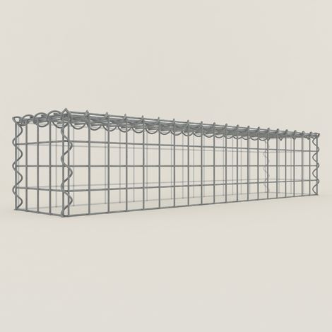 Extension gabions 12255-3 - 100 x 20 x 20 cm