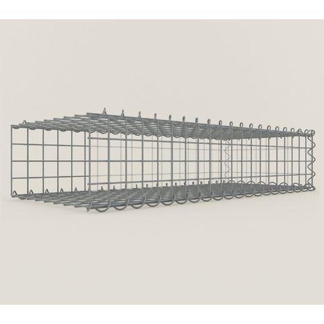 Extension gabions 12455-2 - 100 x 20 x 40 cm