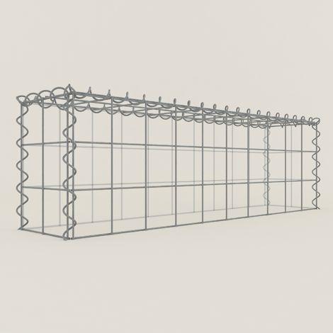 Extension gabions 13211-3 - 100 x 30 x 20 cm
