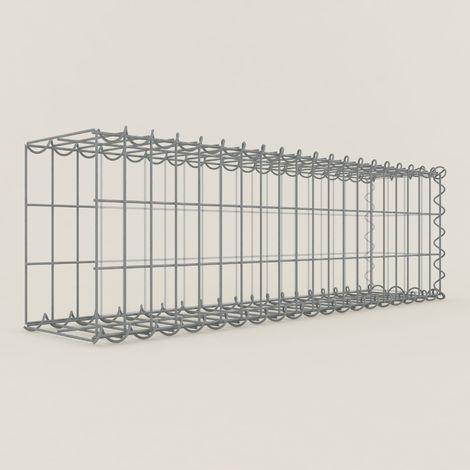 Extension gabions 13251-2 - 100 x 30 x 20 cm