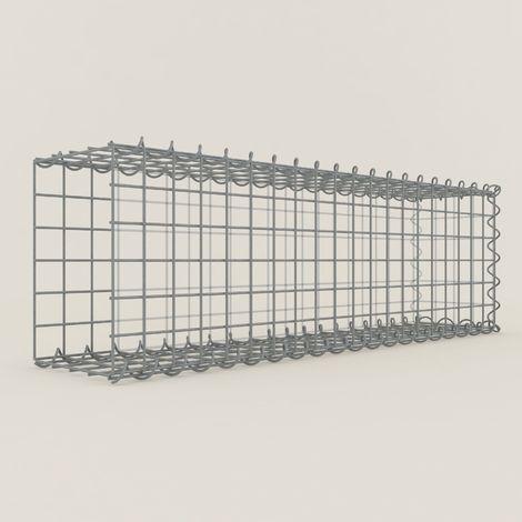 Extension gabions 13255-2 - 100 x 30 x 20 cm