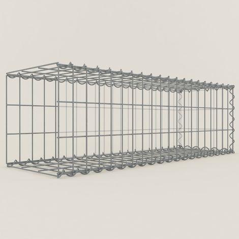 Extension gabions 13351-2 - 100 x 30 x 30 cm