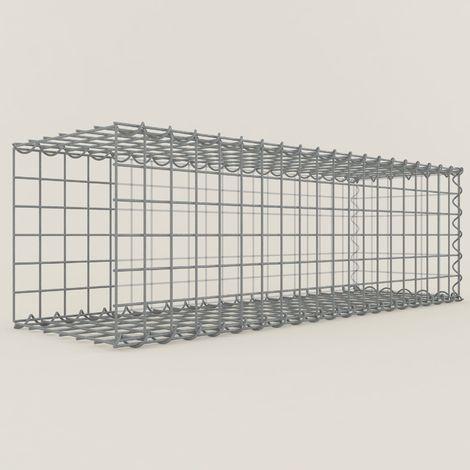 Extension gabions 13355-2 - 100 x 30 x 30 cm