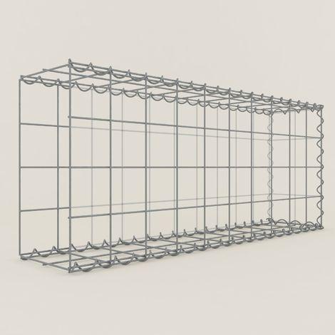 Extension gabions 14211-2 - 100 x 40 x 20 cm