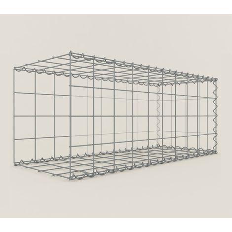 Extension gabions 14411-2 - 100 x 40 x 40 cm