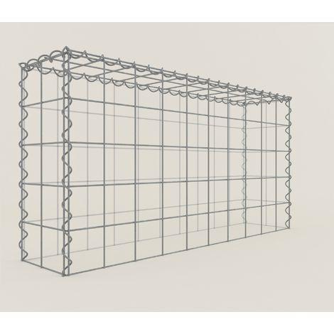 Extension gabions 15211-3 - 100 x 50 x 20 cm