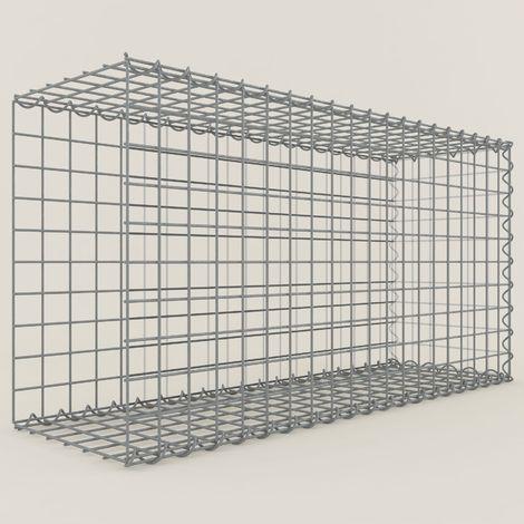 Extension gabions 15355-2 - 100 x 50 x 30 cm