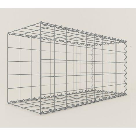 Extension gabions 15411-2 - 100 x 50 x 40 cm