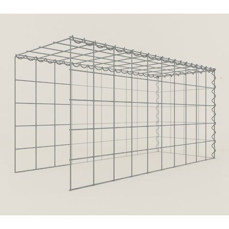 Extension gabions 15411-4 - 100 x 50 x 40 cm