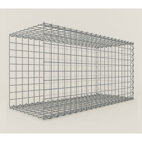 Extension gabions 15455-2 - 100 x 50 x 40 cm
