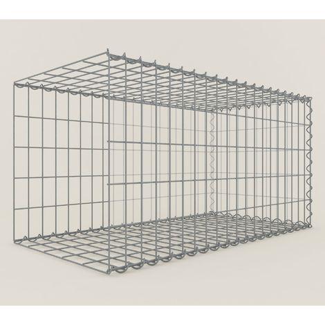 Extension gabions 15551-2 - 100 x 50 x 50 cm