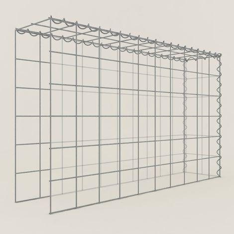 Extension gabions 16211-4 - 100 x 60 x 20 cm