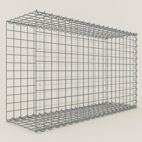 Extension gabions 16355-2 - 100 x 60 x 30 cm