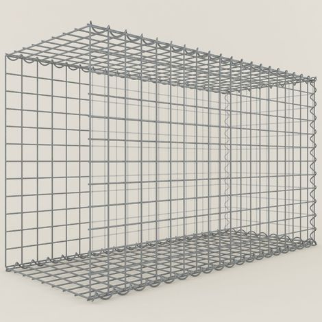 Extension gabions 16455-2 - 100 x 60 x 40 cm