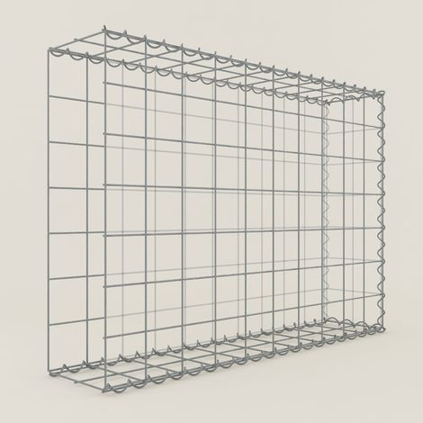 Extension gabions 17211-2 - 100 x 70 x 20 cm