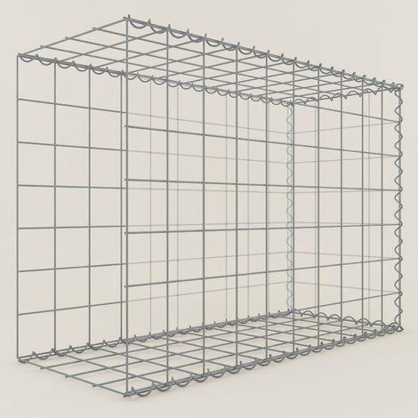 Extension gabions 17411-2 - 100 x 70 x 40 cm