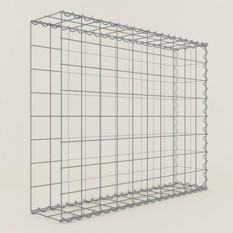 Extension gabions 18211-2 - 100 x 80 x 20 cm