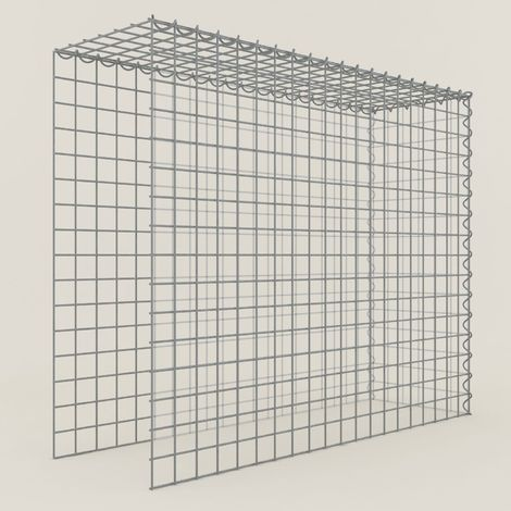 Extension gabions 18355-4 - 100 x 80 x 30 cm