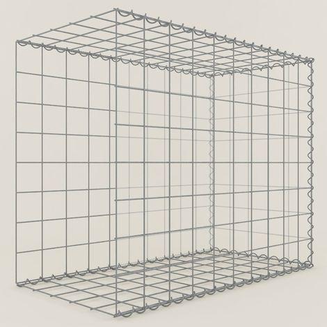 Extension gabions 18511-2 - 100 x 80 x 50 cm