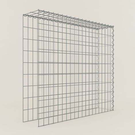 Extension gabions 19251-4 - 100 x 90 x 20 cm