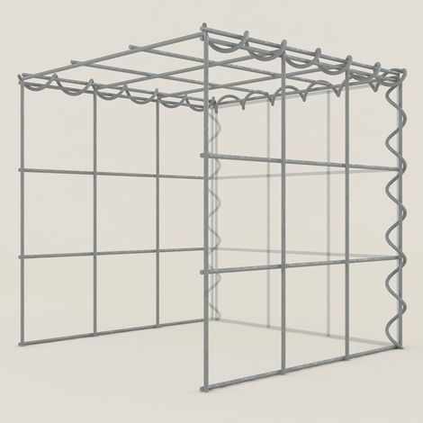 Extension gabions 33311-4 - 30 x 30 x 30 cm