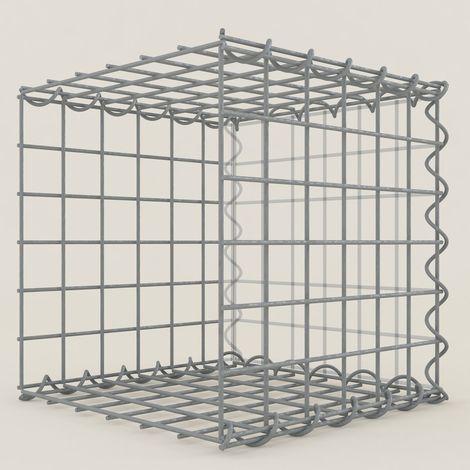 Extension gabions 33355-2 - 30 x 30 x 30 cm