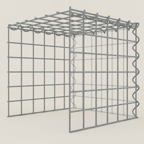 Extension gabions 33355-4 - 30 x 30 x 30 cm