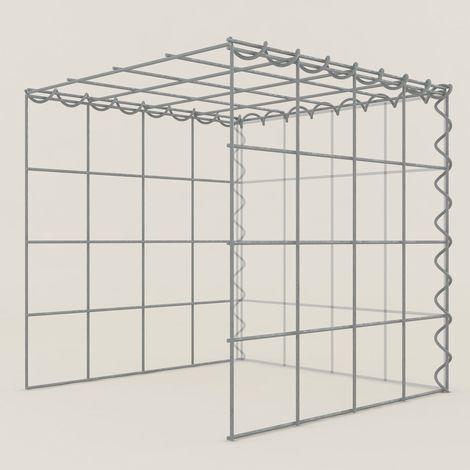 Extension gabions 44411-4 - 40 x 40 x 40 cm